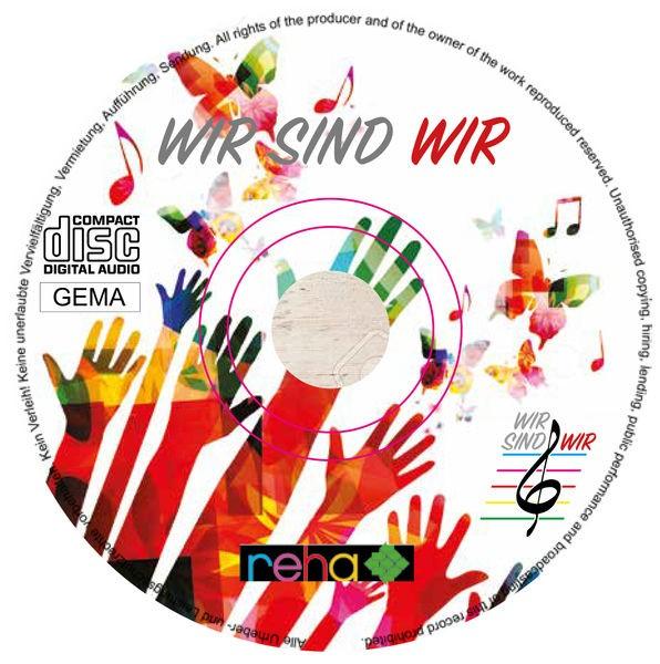 """CD """"Wir sind Wir"""""""