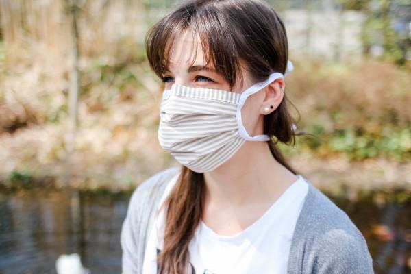 Mund- und Nasenmaske Standard (zum binden)