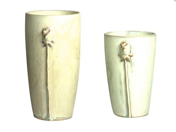 """Vase """"Rose"""" klein"""